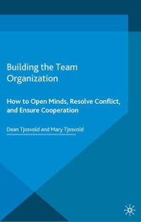 Cover Building the Team Organization