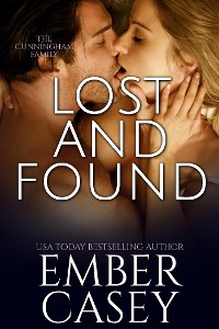 Cover Lost and Found (The Cunningham Family, Book 4)