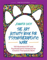 Cover The Art Activity Book for Psychotherapeutic Work