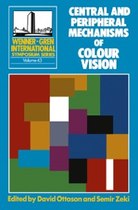 Cover Central and Peripheral Mechanism of Colour Vision
