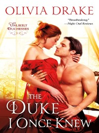 Cover The Duke I Once Knew