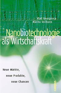 Cover Nanobiotechnologie als Wirtschaftskraft