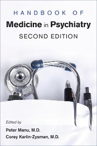 Cover Handbook of Medicine in Psychiatry