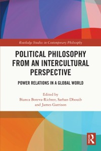 Cover Political Philosophy from an Intercultural Perspective