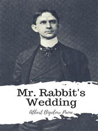 Cover Mr. Rabbit's Wedding