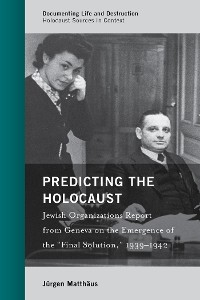 Cover Predicting the Holocaust