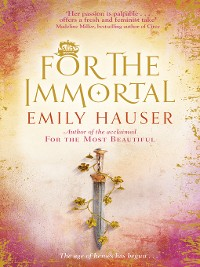 Cover For the Immortal