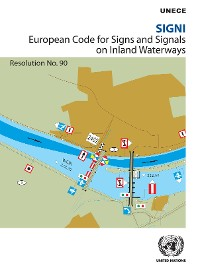 Cover SIGNI - European Code for Signs and Signals on Inland Waterways