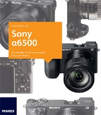 Cover Kamerabuch Sony Alpha 6500