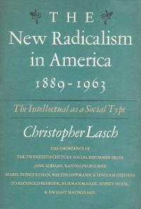 Cover New Radicalism in America