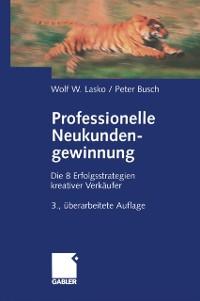 Cover Professionelle Neukundengewinnung