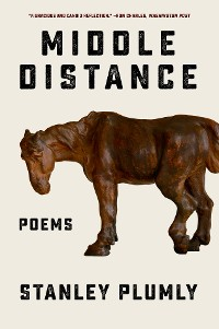 Cover Middle Distance: Poems