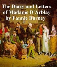 Cover Diary and Letters of Madame d'Arblay