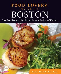 Cover Food Lovers' Guide to® Boston