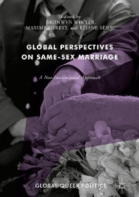 Cover Global Perspectives on Same-Sex Marriage
