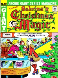 Cover Sabrina's Christmas Magic (2014), Issue 4