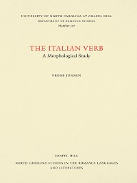 Cover The Italian Verb