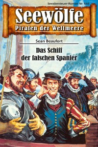 Cover Seewölfe - Piraten der Weltmeere 644