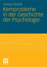 Cover Kernprobleme in der Geschichte der Psychologie