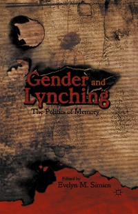 Cover Gender and Lynching