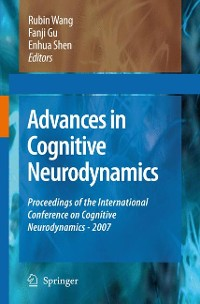 Cover Advances in Cognitive Neurodynamics