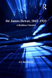 Cover Sir James Dewar, 1842-1923