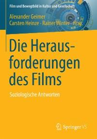 Cover Die Herausforderungen des Films