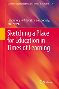 Cover Sketching a Place for Education in Times of Learning