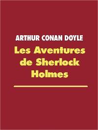 Cover Les Aventures de Sherlock Holmes