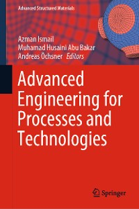 Cover Advanced Engineering for Processes and Technologies