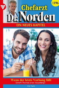 Cover Chefarzt Dr. Norden 1196 – Arztroman
