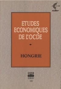Cover Etudes economiques de l'OCDE : Hongrie 1991