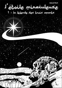 Cover L'étoile miraculeuse Cycle 1 - T1/2