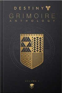 Cover Destiny Grimoire Anthology