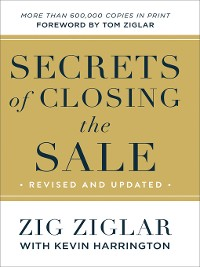 Cover Secrets of Closing the Sale