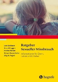 Cover Ratgeber Sexueller Missbrauch