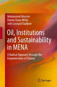 Cover Oil, Institutions and Sustainability in MENA