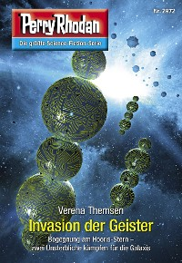 Cover Perry Rhodan 2972: Invasion der Geister