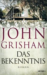 Cover Das Bekenntnis