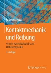Cover Kontaktmechanik und Reibung