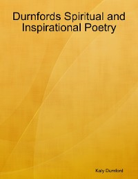 Cover Durnfords Spiritual and Inspirational Poetry