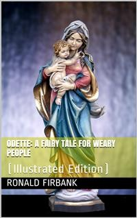 Cover Odette / A Fairy Tale for Weary People