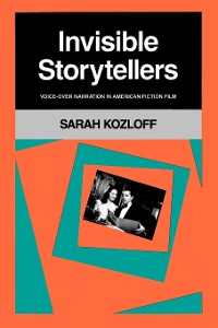 Cover Invisible Storytellers