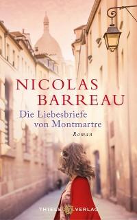 Cover Die Liebesbriefe von Montmartre
