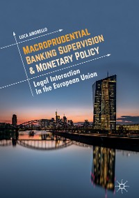 Cover Macroprudential Banking Supervision & Monetary Policy