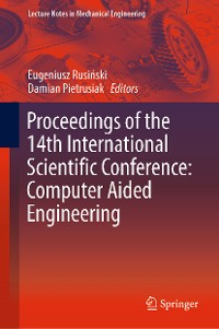 Cover Proceedings of the 14th International Scientific Conference: Computer Aided Engineering