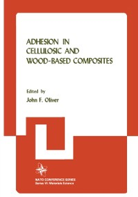 Cover Adhesion in Cellulosic and Wood-Based Composites