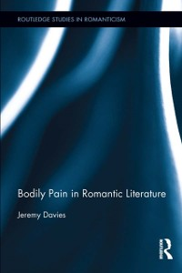 Cover Bodily Pain in Romantic Literature