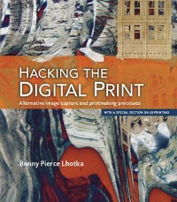 Cover Hacking the Digital Print