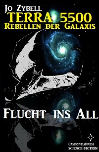 Cover Flucht ins All